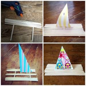 boat craft ideas