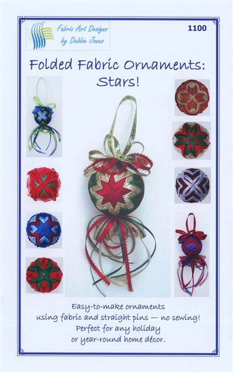 pattern for fabric ornaments ornament pattern