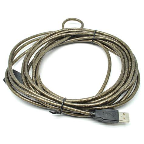 Kabel Ekstensi Usb Ke 5 Meter Black T3010 2 kabel ekstensi usb ke 5 meter black jakartanotebook