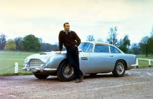 Connery Aston Martin Print Bond Connery Wallpaper