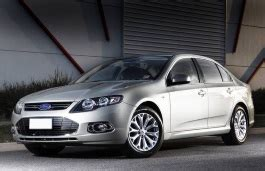 ford falcon 2012 wheel & tire sizes, pcd, offset and