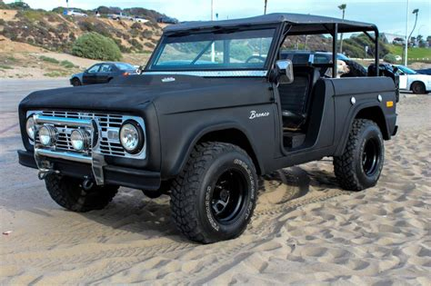Custom Ford Bronco by Custom 1967 Ford Bronco Is Ready For Anything