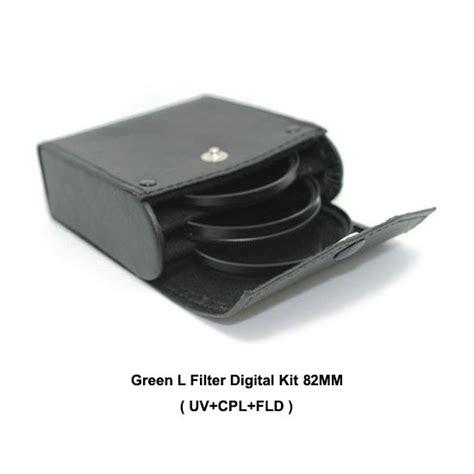 Green L Filter Uv Cpl Fld Kit 67mm green l filter uv cpl fld kit 82mm harga dan spesifikasi