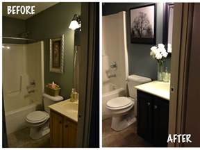Ideas For Decorating A Small Bathroom Small Bathroom Re Do Decor Ideas