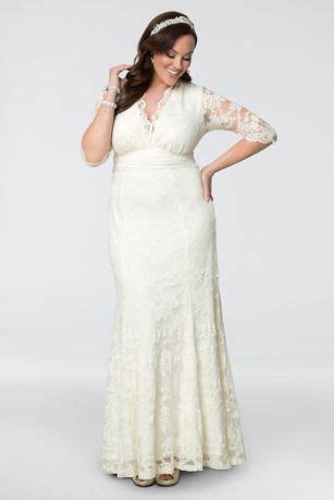 amour lace  size wedding gown davids bridal