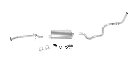 1997 ford ranger exhaust system diagram 1997 ford ranger exhaust system