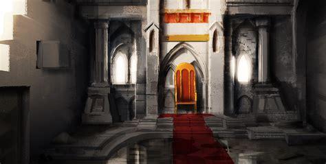throne room by makkon on deviantart