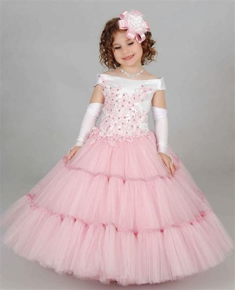 dresses for kid aliexpress buy lovely pageant dresses for