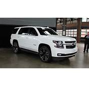 2018 Chevy Tahoe RST Will Do 0 60 In 57 Seconds