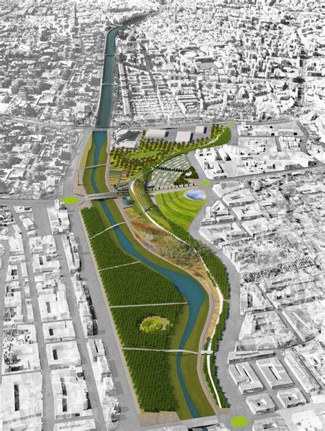 Landscape Architecture Masters Park Of Levante Master Plan K R Architects Master Plan