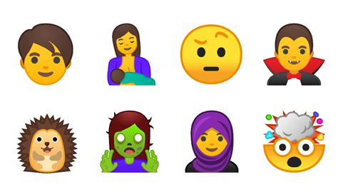 emoji android oreo meet android oreo s all new emoji gadgetnewsupdate com