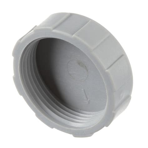1 Plastic Cap by Chion Cap 1 1 4 Plastic Part 108447