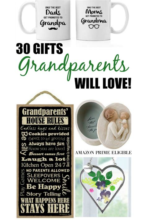 gift ideas for gift ideas for grandparents