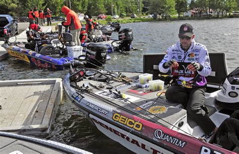small fishing boat biggest crossword elite bass anglers converge on central maine the