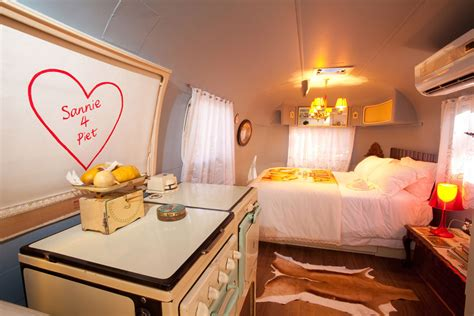 bedroom trailer themed trailer bedroom old mac daddy luxury trailer
