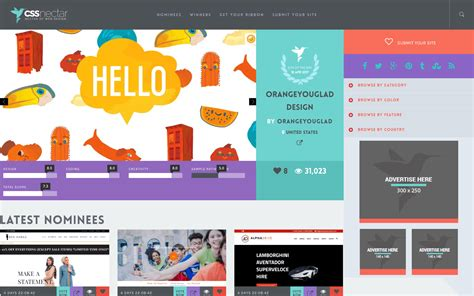 15 great website layout ideas for inspiration 15 sources d inspiration pour le design d un site web