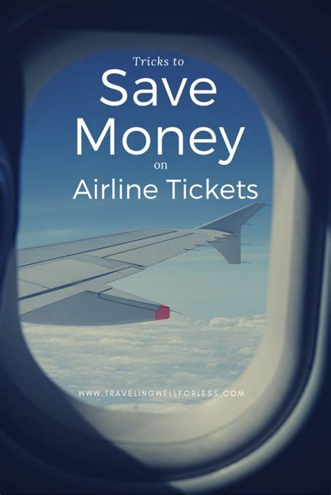 save money on flights tricks to save money on airline tickets read more the o