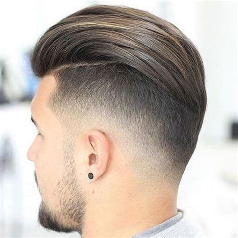 hair style for men from backside undercut v shape men