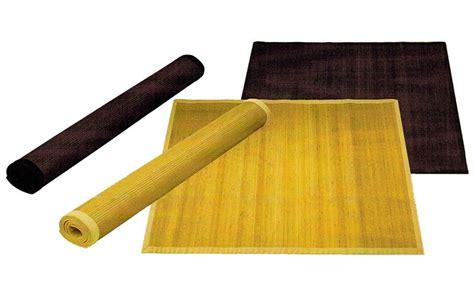 bambus teppich bambusteppich f 252 r stilechtes japanisches wohnen