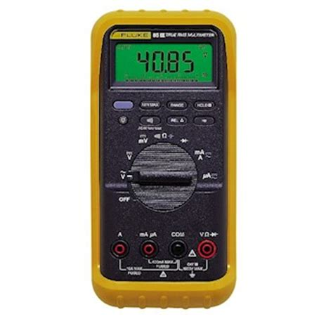 Multimeter Fluke 83 fluke industrial multimeter 600v from cole parmer united
