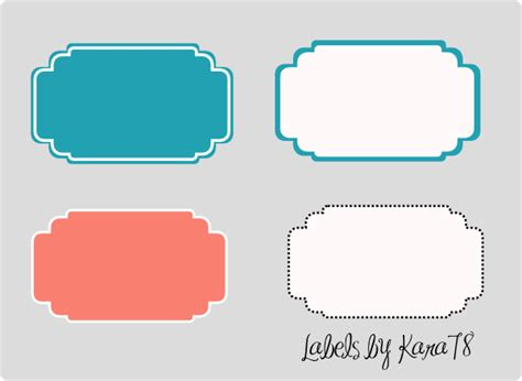 artwork label template 12 fancy label templates images fancy label templates