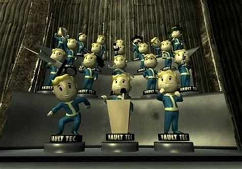 bobblehead trophy fallout 4 going platinum fallout 3 trophy guide fallout 3