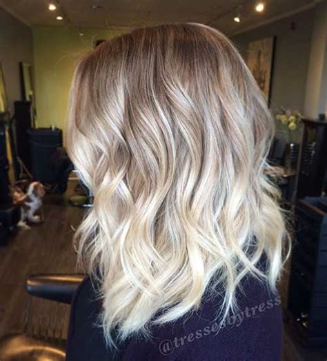 super long platinum blonde ombre hair super short haircuts 2014 2015 short hairstyles 2017