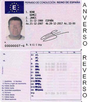 driver's license wikipedia