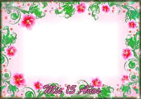 imagenes de quinceañeras png 3 bonitos marcos de fotos de 15 a 241 os a todo color