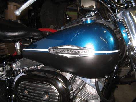 harley factory paint schemes images