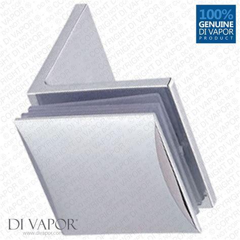 Kupfer Spiegel Polieren by 90 Grad Kupfer Wand Glas Klemme Halterung F 252 R Schauer