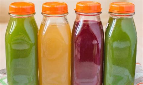 Fairfield Detox by Three Day Juice Cleanse Mango Groupon