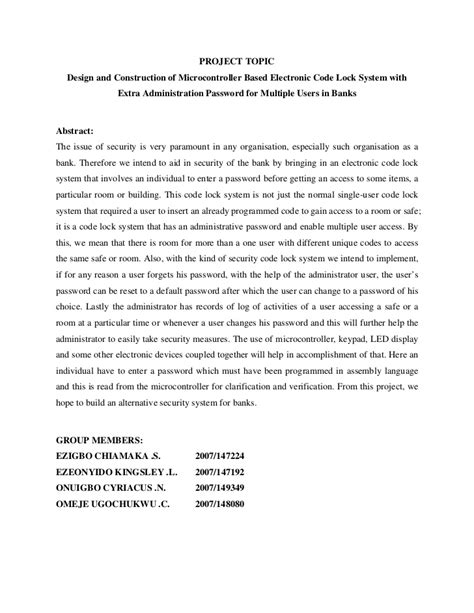 formal essay sles thesis abstract format 28 images sles of abstracts for