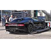Vid&233o  Livraison De La Bugatti Chiron &224 Monaco