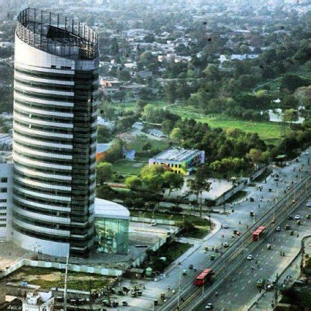 arfa karim it tower, model town lahore architecture