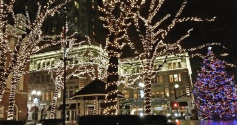 photo ops christmas lancaster pa lancaster city pa at time in penn square