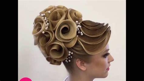 how to do amazing hairstyles удивительные идеи причесок для особого случая youtube