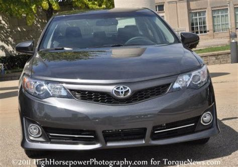 front     toyota camry se torque news