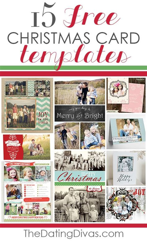 photoshop card templates place faces into santa 101 creative card ideas the dating divas