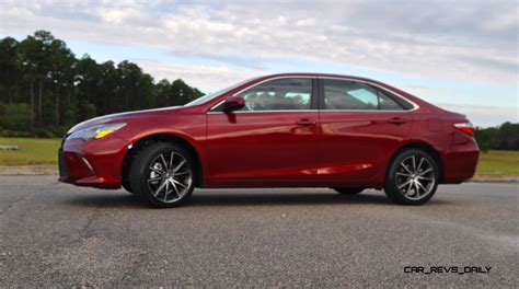 2015 Toyota Camry Xse Review Hd Road Test Review 2015 Toyota Camry Xse Is Fast And