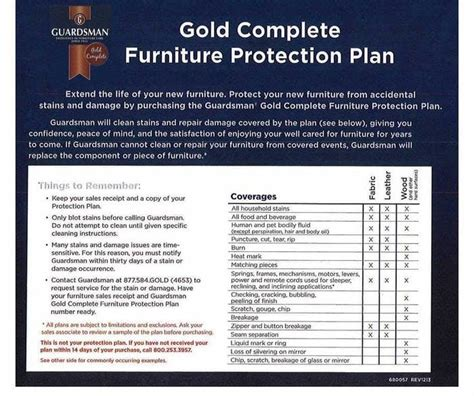 home warranty protection plan guardsman furniture protection plan exotic home outlet