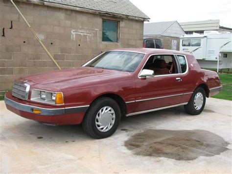 all car manuals free 1986 mercury cougar on board diagnostic system purchase used 1986 mercury cougar 2 door 5 0l v8 in perry oklahoma united states