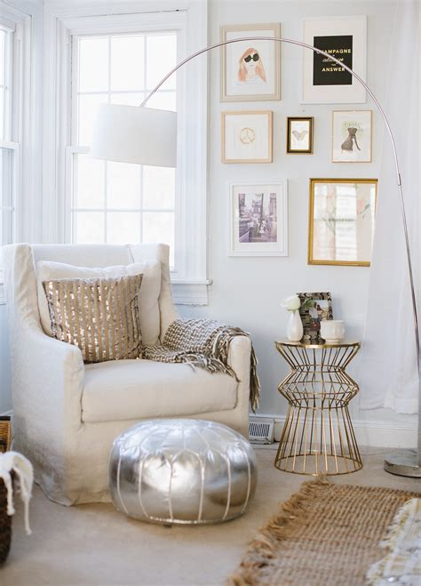 mixing silver and gold home decor how to lighten up a room with ls