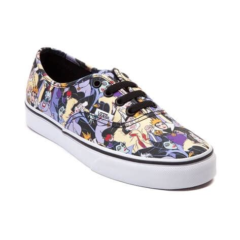 Vans Disney new disney x vans collection featuring disney princesses