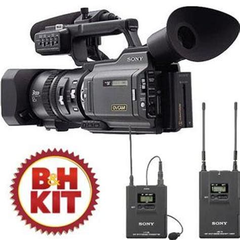 video camera: the sony dsr pd 170 | video production tips