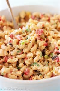 gallery for gt macaroni pasta salad