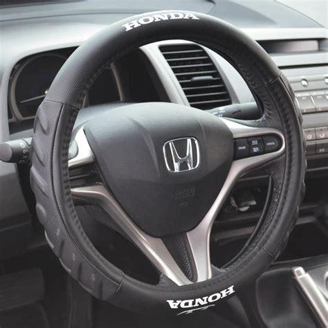 honda civic steering wheel cover honda steering wheel cover black odorless synthetic