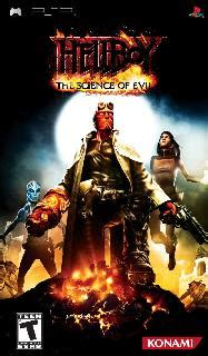 emuparadise hellboy hellboy the science of evil usa iso