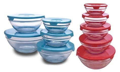 contenitori vetro per alimenti 10 contenitori di vetro per alimenti groupon goods