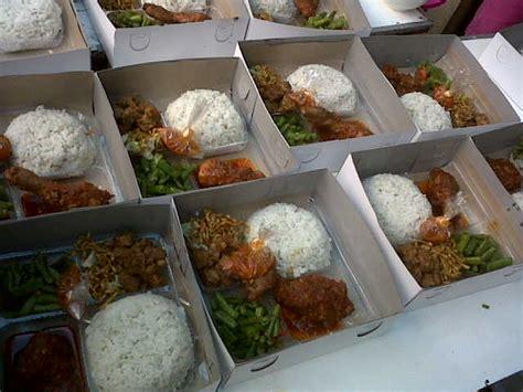 membuat usaha catering proposal usaha makanan quot nasi kotak quot nasi kotak surabaya